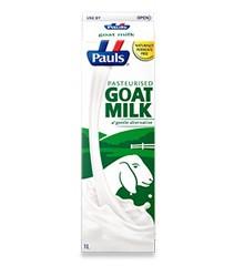 Pauls Goat Milk