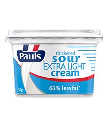 Pauls Sour Heavy Cream