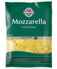 Shredded Mozzarella (Mainland) 2kg