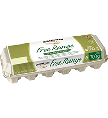 Eggs Free Range 700 Pre Pack