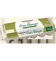 Eggs Free Range 700