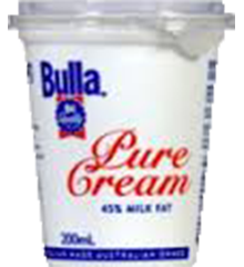 Pure Cream 200gm