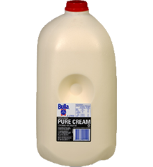 Bulla Pure Cream 5lt